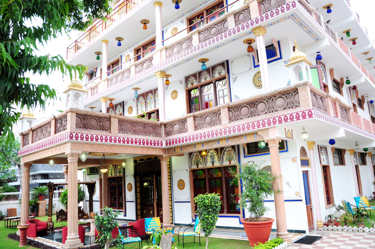Heritage Hotels In Jaipur India Jaipur City Hotels Hotel In